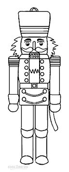 Small Picture Printable Nutcracker Coloring Pages For Kids Cool2bKids