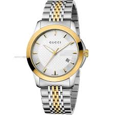"gucci watches official gucci stockist watch shop comâ""¢ mens gucci g timeless watch ya126409"
