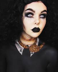 m witch makeup