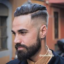 Slicked Back Hair Style 21 medium length hairstyles for men mens hairstyle trends 2201 by wearticles.com