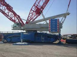 Terex Demag Cc 2800 1 Nt Youtube
