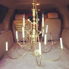 i ve always loved jenny s giant chandelier and looked for one for a long time but never came across a similar one however i finally came across this one