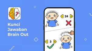Kunci jawaban game asah otak: Kunci Jawaban Brain Out Level 1 223 Terlengkap Bahasa Indonesia