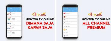 Live streaming nonton tv online indonesia. Tvjos Tv Online Indonesia Iptv Premium Apk Download For Android Latest Version 2 8 6 Com Wiver Streamingtv