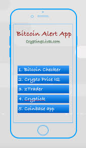 Stay up to date with the latest bitcoin price movements and forum discussion. 5 Best Bitcoin Alert App Bitcoin Best Cryptocurrency Price Tracker