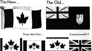 timeline notable dates in s history national ca a new canadian flag red maple leaf on white background between two red bars