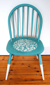 painted wood furnitureBest 25 Painted chairs ideas on Pinterest  Hand painted chairs