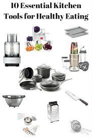 Top 10 Essential Kitchen Tools