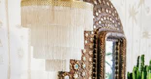 diy bohemian fringe chandelier perfect for the classic hippie page 2 of 2 go hippie chic