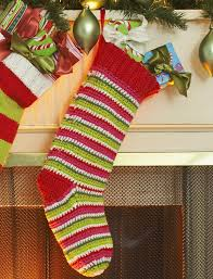 Crochet Stocking Pattern Stunning 48 Holiday Decor Crochet Patterns The Crochet Crowd