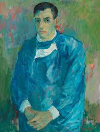 Peter Elliott, National Portrait Gallery
