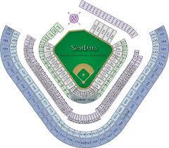 Angel Stadium Seating Chart