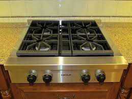gas stove top cabinet. Wolf Cooktop And Gas Stove For Wood Cabinets Top Cabinet M