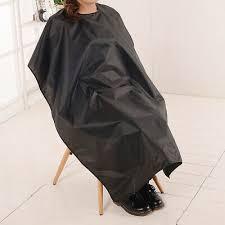 1pcs hairdresser capes salon barber cutting hair waterproof cloth gown cape dresser wraps d3
