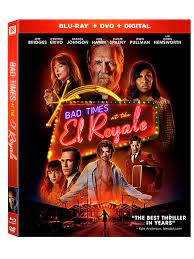 Don't make your first time at the el royale, your last. Amazon Com Bad Times At The El Royale Blu Ray Jeff Bridges Dakota Johnson Drew Goddard Movies Tv