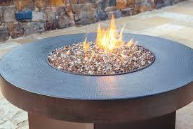 outdoor fire pit glass chips luxury diy fire pit glass rocks tropical daze diy glass fire