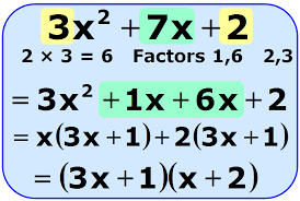 watch the here on how to solve quadratic equations using factorisation method after watching the try and solve the following quadratic