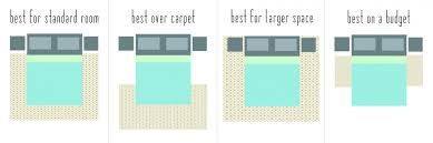 rugs how to put an area rug under a bed designs throughout