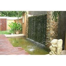 stone wall fountain at rs 1000 square