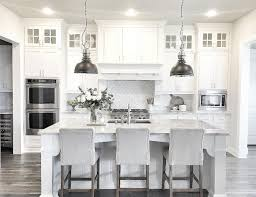 Image result for all white kitchens photos