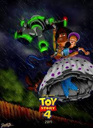 toy story 4 2017 poster. Delighful 2017 Toy Story 4 Poster Fan Art By ScribbleNscratch  On 2017 Poster O