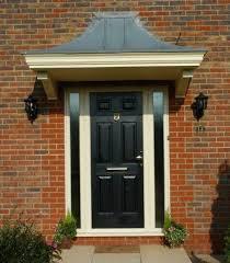 front door canopyOver Door Canopies  Elglaze Ltd