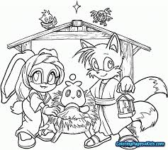 Nativity Coloring Pages For Preschool Coloring Pages For Kids