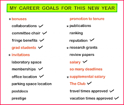 Career Goals Examples Accounting El Parga
