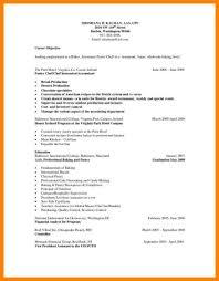 Sous Chef Sample Resume Sample Resume Of Chef Tomyumtumweb Com Mieszco 24