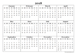 yearly printable calendar 2018 yearly calendar templates franklinfire co
