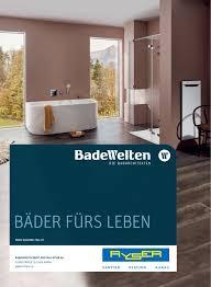 Badewelten Magazin Herbst 2019 By Paul Ryser Ag Issuu
