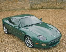 2001 Aston Martin DB7 - Information and photos - ZombieDrive