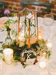 Wedding Reception Arrangements For Tables 20 Easy Ways To Decorate Your Wedding Reception