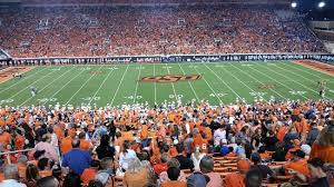 Great Stadium And Free Parking On Game Day Go Pokes