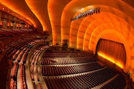Radio City Music Hall Virtual Seating Chart Radio City Music Hall Stage Door Tour Rockefeller Center