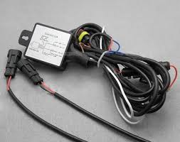 12v led day time driving lights wiring harness kit trade me