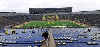 Photos At Michigan Stadium