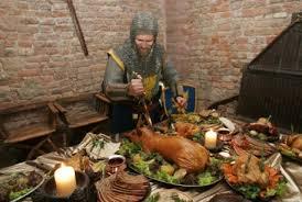Image result for medieval dining