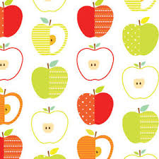 Apple Pattern New Contact Paper Kids Apple Pattern Wallpaper Self Adhesive Home