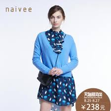 Buy [2015-season clearance] ladieswear na wei spring and autumn new solid  color deep v-neck sweater wool sweater female 1582 910W3 in Cheap Price on  Alibaba.com