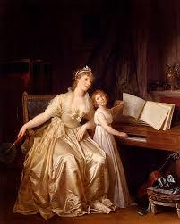 th century birth ladiesbyladies la leccedilon de piano 1785 87 marguerite gerard la mauvaise nouvelle 1804 marguerite gerard