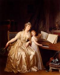 th century french painters ladiesbyladies la leccedilon de piano 1785 87 marguerite gerard la mauvaise nouvelle 1804 marguerite gerard