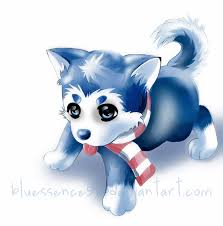 cute baby wolf anime. Simple Cute In Cute Baby Wolf Anime N