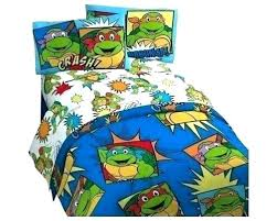 Ninja Turtle Bed Sets Turtles Twin Sheets Bedding Set Nickelodeon ...