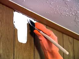 tips for painting over wood paneling