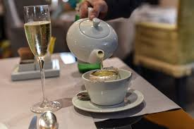 An Italian Afternoon Tea at The Baglioni Hotel SilverSpoon London