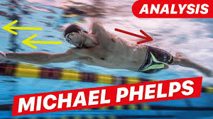 Michael Phelps Freestyle Stroke ...