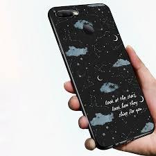 Ốp điện thoại dành cho máy Oppo F9 - Nhìn lên bầu trời MS ACZTU011 | Bao Da  - Ốp Lưng Điện Thoại Oppo