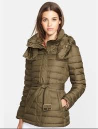 Free shipping and returns on Burberry Brit 'Copford' Quilted ... & Burberry Brit Cornsdale Channel Quiltdown Jacket Adamdwight.com