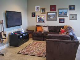 Basement Rec Room Decorating Ideas Pictures Gallery
